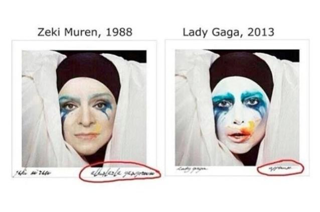 'Lady Gaga kopieert overleden Turkse zanger'