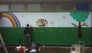 Wijs geeft werkdag op om schooltjes in Muide te schilderen