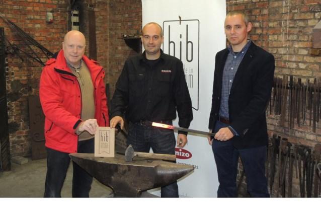 Smid Dries Heylen krijgt label Handmade in Belgium