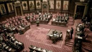 Senaat doet debat beleidsverklaring dunnetjes over
