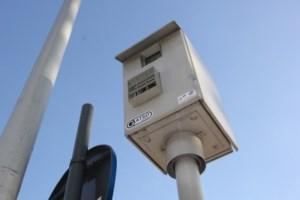 Standplaatsen snelheidscontroles in Merksem