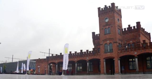 VIDEO. Vernieuwde Stationsplein en fietsenstalling officieel geopend