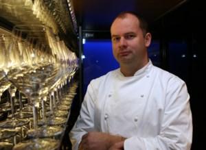 Bart De Pooter enige Belgische chef-kok met twee bekroonde Michelin-restaurants