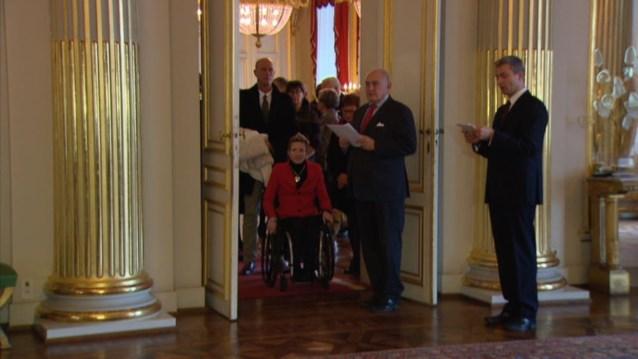 Marieke Vervoort is Grootofficier in de kroonorde