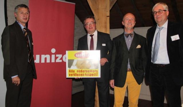 Jan Van Eyck krijgt 'respect'-logo van Unizo