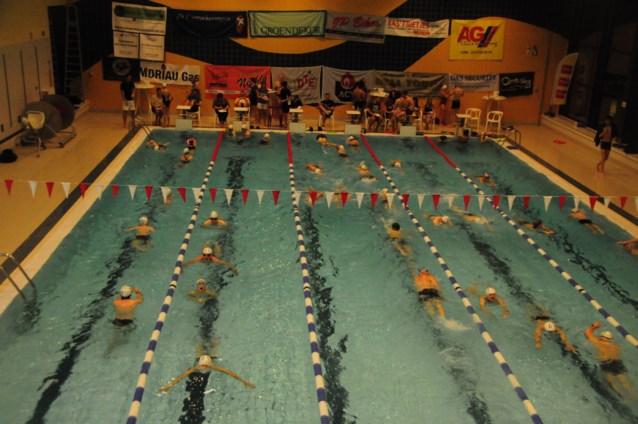 24 uur zwemmen voor De Okkernoot