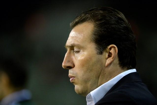 Wilmots: 'Niveau Belgisch voetbal gaat al drie jaar achteruit'