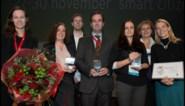 Gijon, Brighton and Hove en Ljubljana krijgen Eurocities-Award in Gent