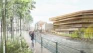 Uitbating bibliotheek de Krook kost 1,6 miljoen euro meer