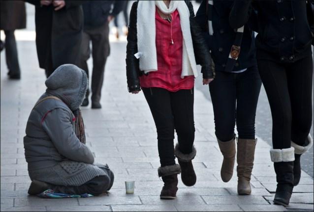 Politie mishandelde daklozen 'uit frustratie'