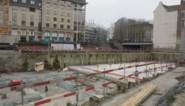 Krook heeft al een eerste betonplaat