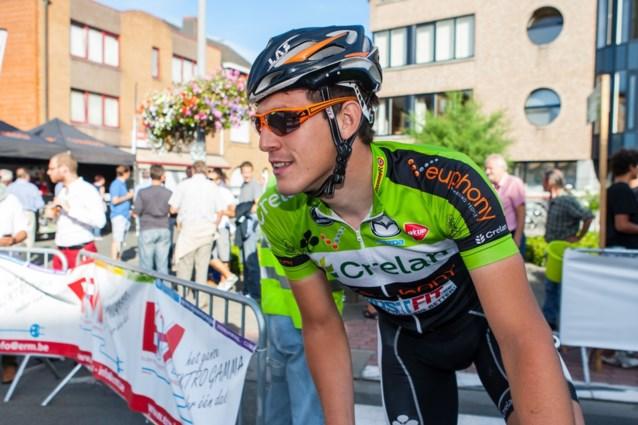 UCI zet Jonathan Breyne op non-actief