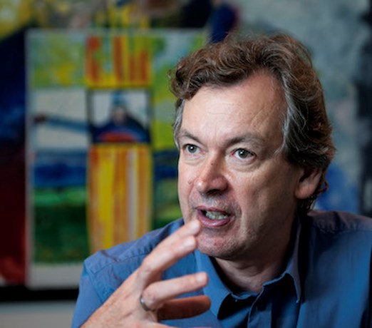 Nicholas Ind: 'De waarden van sommige bedrijven zijn gebakken lucht'