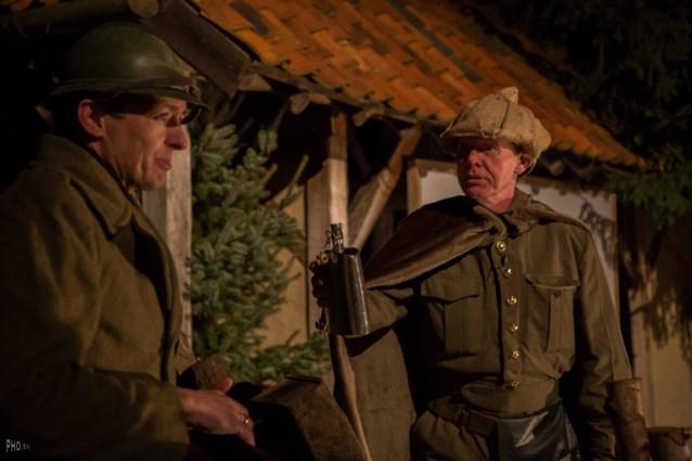 24e Kerstspel op Einhoven succeseditie in weer en wind