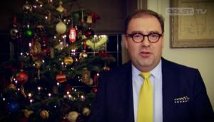 VIDEO. Nieuwjaarsboodschap van de burgemeester