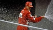 Ferrari herinnert op verjaardag Schumacher aan gezamenlijke successen