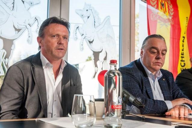 Frank Vercauteren nieuwe trainer van KV Mechelen