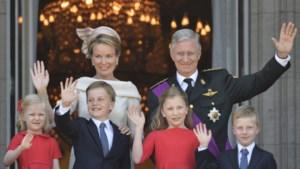 Troonswissel, festiviteiten en blijde intredes kostten ongeveer 235.000 euro