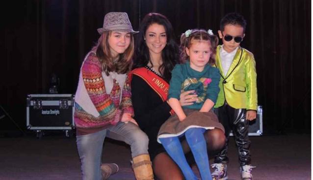 Miss Antwerpen is ambassadrice van Centrum Sociale Hulp