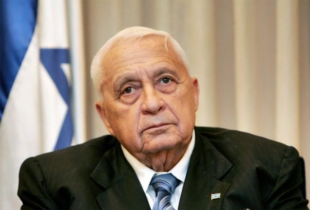 BIOGRAFIE. Ariel Sharon, de slachter van Beiroet