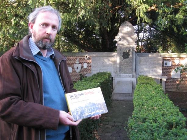 Nieuw boek over 'vergeten' kerkhof