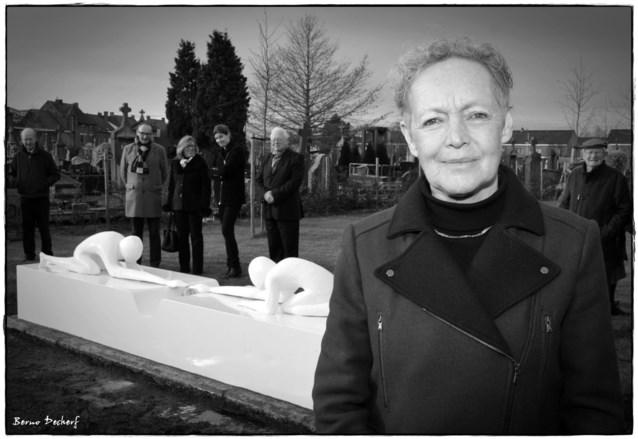 Linda Molleman vertelt over haar Vredesmonument