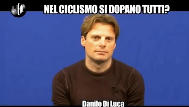 Di Luca: 'Spijt? Enkel dat ik betrapt ben'