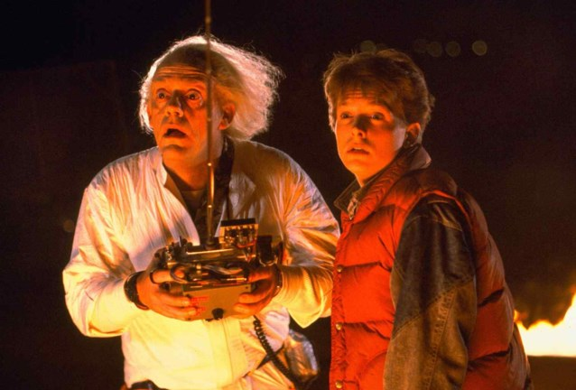 'Back to the Future' wordt musical