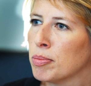 Caroline Gennez stelt haar boek 'De verschilligen' voor