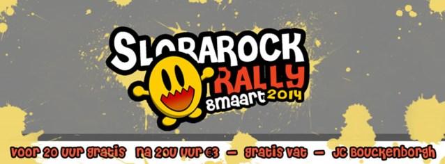 Slorarock Rally komt terug naar het Jongerencentrum Bouckenborgh