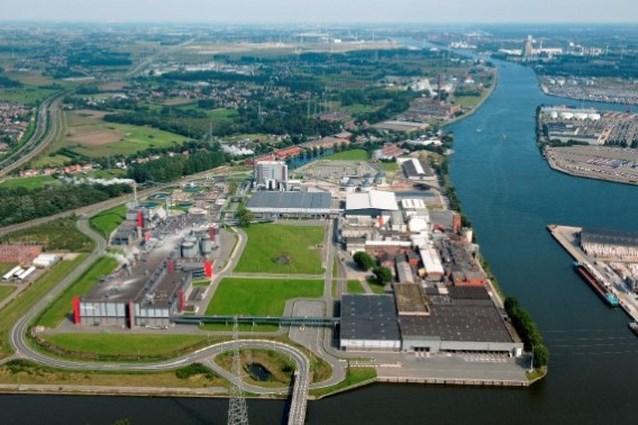 Gentse haven twee weken deels onbereikbaar door aanvaring