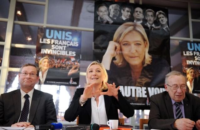 Extreemrechts steeds populairder in Frankrijk