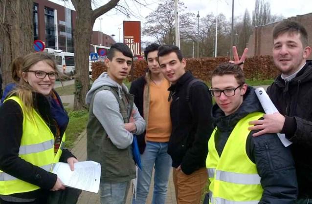 Studenten ontwikkelen stadsspel voor Genk