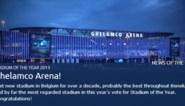 Ghelamco Arena verkozen tot 'stadion van het jaar'