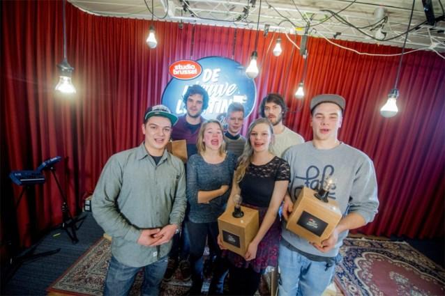 Brihang, Amongster en Folie Douce zijn Nieuwe Lichting van Studio Brussel