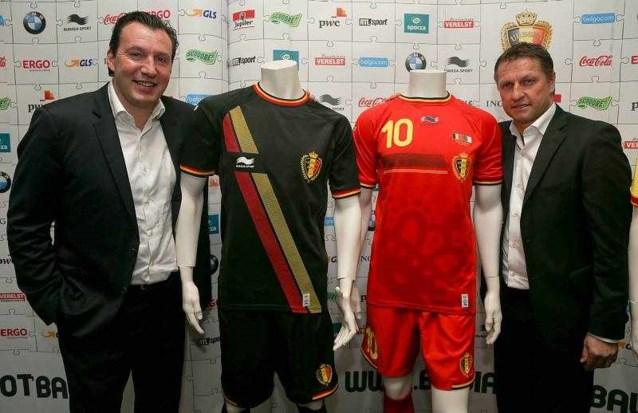 Marc Wilmots: 'Benieuwd of Vanden Borre voor evenwicht kan zorgen'