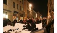 Rouwstoet voor Jan Hoet trekt door Gentse straten