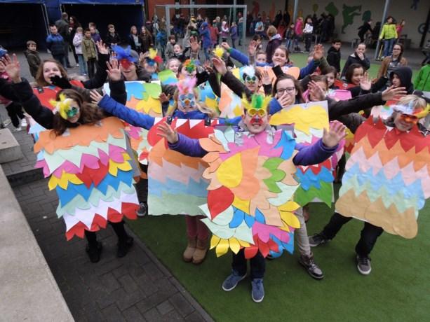 Carnavalspret bij De Droomballon