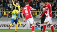 Waasland-Beveren redt zich en gooit titelstrijd open