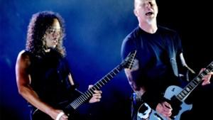 Metallica speelt nieuw nummer bij start tournee