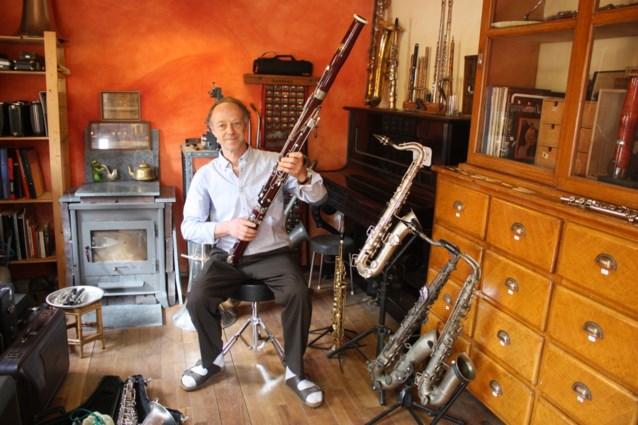 Marc Paeleman, één van Vlaanderens laatste luthiers