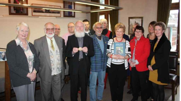 Gerard Vekeman krijgt  Dr. Ferdinand Snellaertprijs