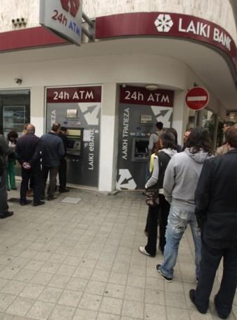 Cyprioten kunnen weer ongelimiteerd geld afhalen