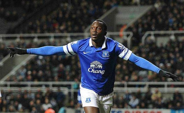 Everton in poleposition om Lukaku te kopen