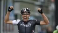 Cancellara droogt drie Belgen netjes af