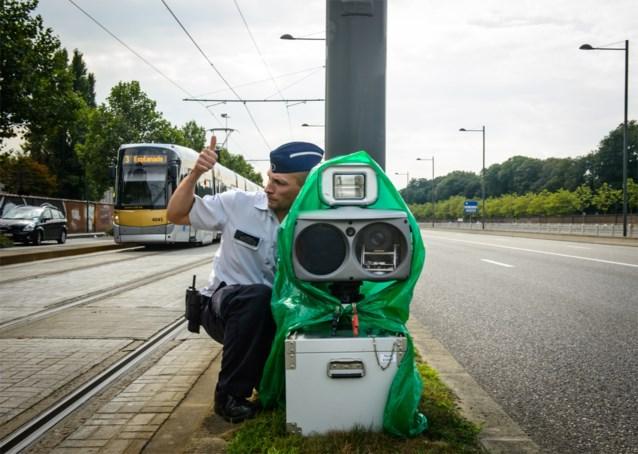 Agenten geven datum voor flitsmarathon prijs