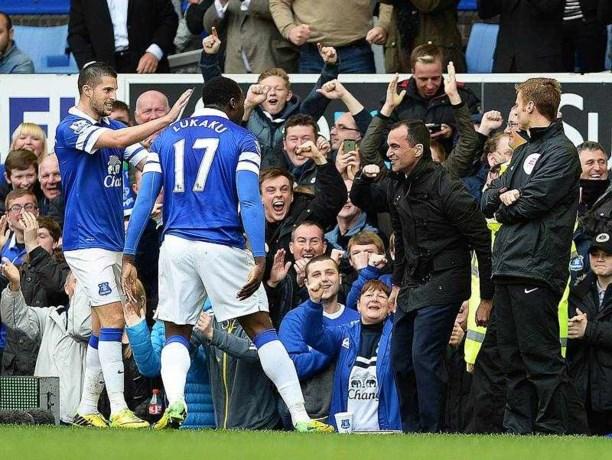 Everton-coach: 'Uitspraken Wenger over huurling Lukaku zijn lachwekkend'