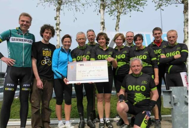 4.450 fietsen Klassieker van het Goede Doel