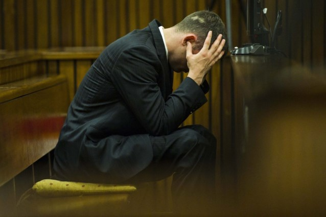 'Pistorius nam acteerlessen voor moordproces'