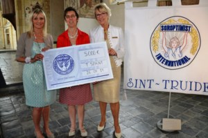 Soroptimist Sint-Truiden viert 25-jarig bestaan